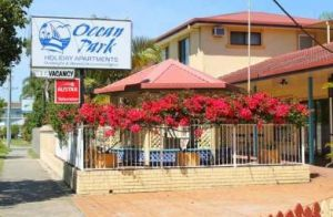 Ocean Park Motel and Holiday Apartments - Tourism Brisbane