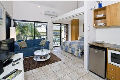 Julians Apartments - Tourism Brisbane