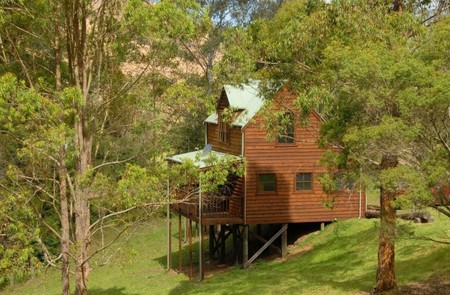 Hookes Creek Forest Retreat - Tourism Brisbane