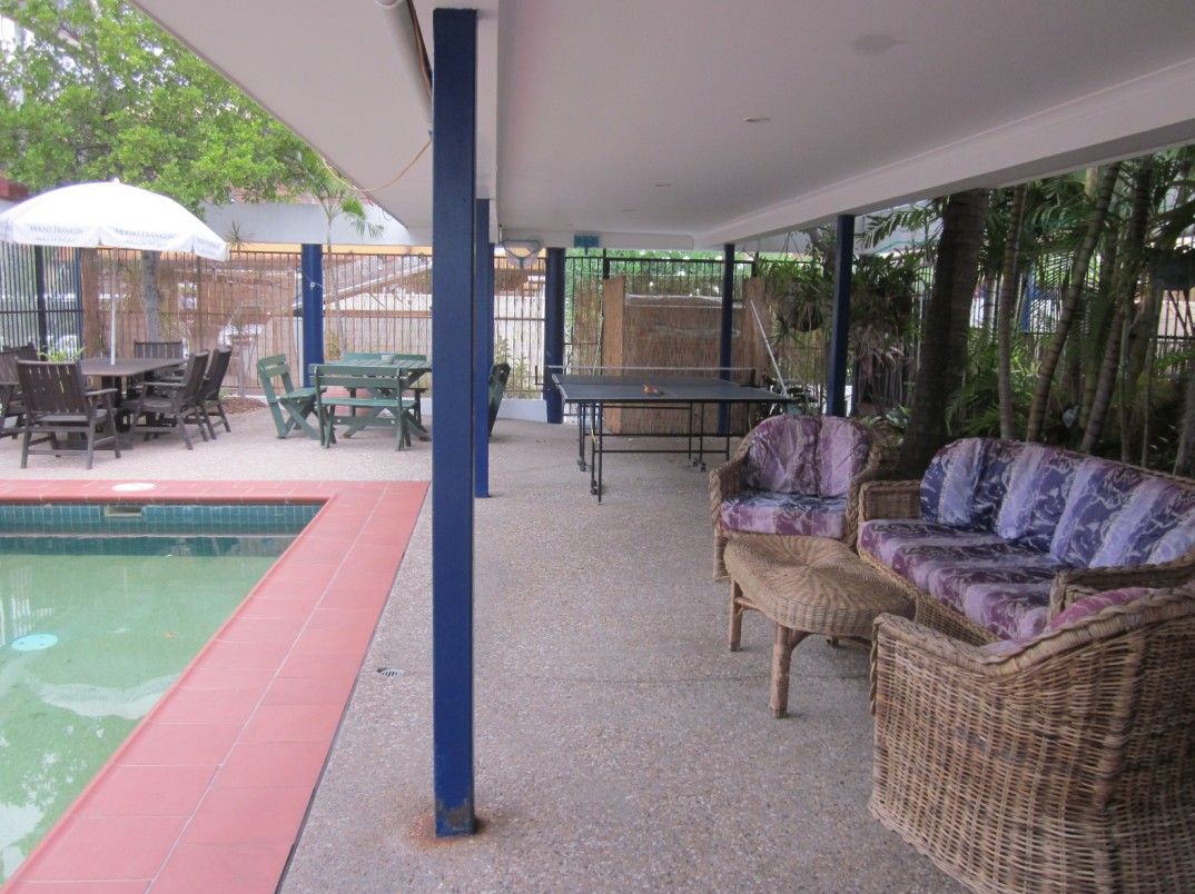 Cosmopolitan Motel and Serviced Apartments - Tourism Brisbane