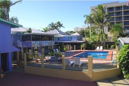 Caravella Backpackers Hostel - Tourism Brisbane