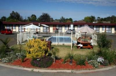 Big Valley Motor Inn - Tourism Brisbane