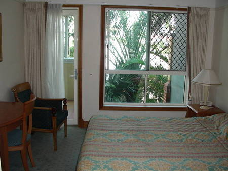 City Park Serviced Apartments - Tourism Brisbane