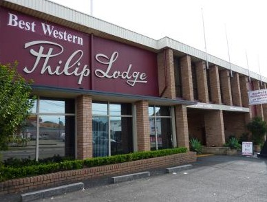 Best Western Ashfield Philip Lodge Motel - Tourism Brisbane