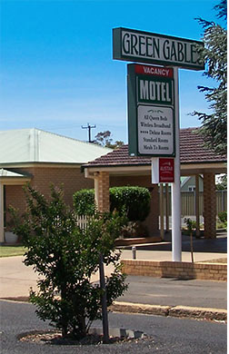Green Gables Motel - Tourism Brisbane