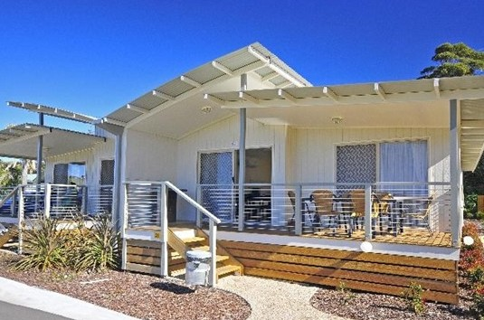 BIG4 Easts Beach Holiday Park - Tourism Brisbane
