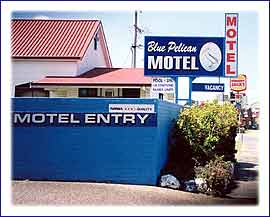 Blue Pelican Motor Inn - Tourism Brisbane