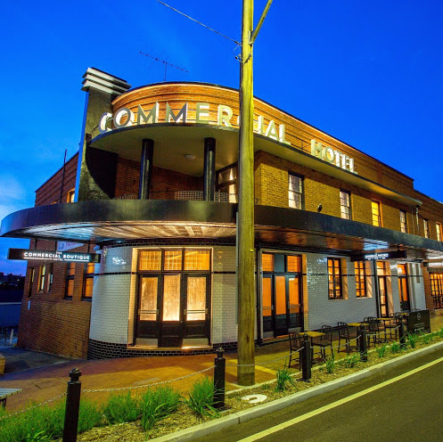 Commercial Boutique Hotel  - Tourism Brisbane