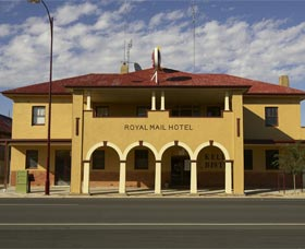 Royal Mail Hotel Jerilderie - Tourism Brisbane