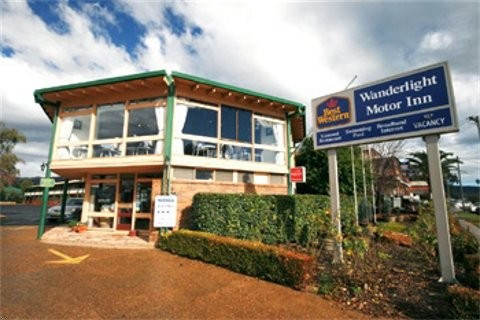 Wanderlight Motor Inn - Tourism Brisbane