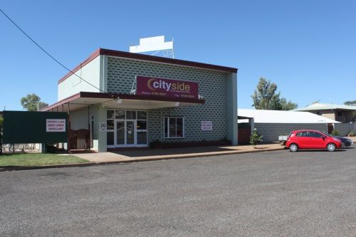 Cityside Accommodation  Mt Isa - Tourism Brisbane