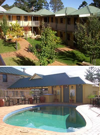 Pioneer Motel Kangaroo Valley - Tourism Brisbane