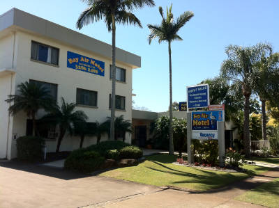 Bay Air Motel - Tourism Brisbane