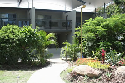 Apartments  Toolooa Gardens Motel - Tourism Brisbane