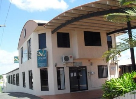 Quality Inn Harbour City - Tourism Brisbane