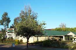 Riverland Motor Inn - Tourism Brisbane
