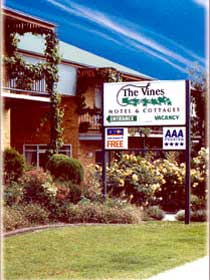 The Vines - Tourism Brisbane