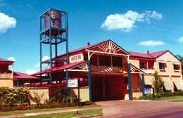 Dalby Homestead Motel - Tourism Brisbane
