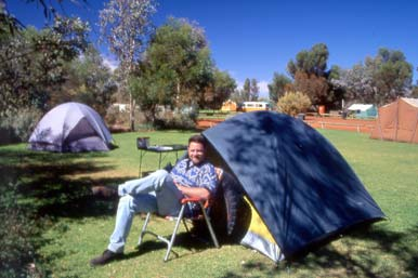 Voyages Ayers Rock Camp Ground - Tourism Brisbane