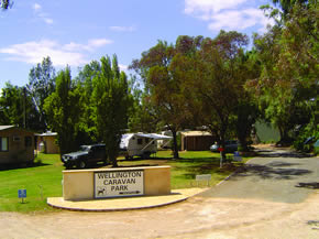Wellington Caravan Park - Tourism Brisbane