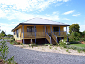 Mary's Garden Cottages - Tourism Brisbane