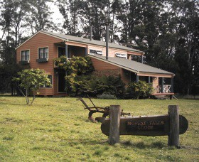 Moffat Falls Lodge And Cottages - Tourism Brisbane