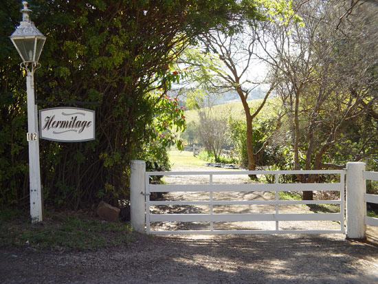 Hermitage Cottage - Tourism Brisbane