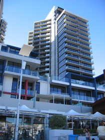 Harbour Escape Apartments - Tourism Brisbane