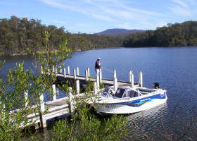 Blue Waters Holiday Cottages - Tourism Brisbane