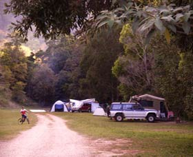 Mt Warning Holiday Park - Tourism Brisbane