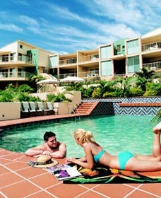Headland Beach Resort - Tourism Brisbane