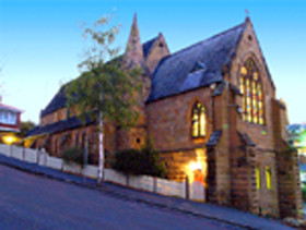 Pendragon Hall - Hobart church - Tourism Brisbane