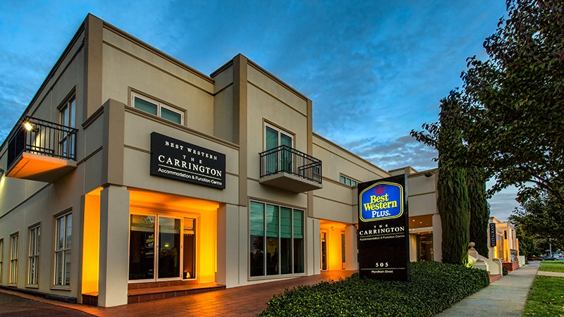 BEST WESTERN PLUS The Carrington - Tourism Brisbane