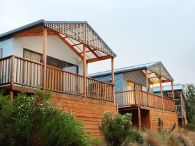 Discovery Holiday Parks Hobart Cosy Cabins - Tourism Brisbane