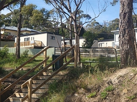 Coningham Beach Holiday Cabins - Tourism Brisbane