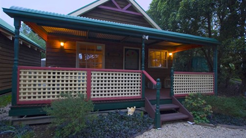 Trawool Cottages  Farmstay - Tourism Brisbane