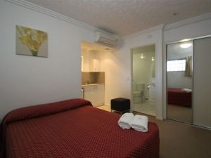Southern Cross Motel and Serviced Apartments - Tourism Brisbane