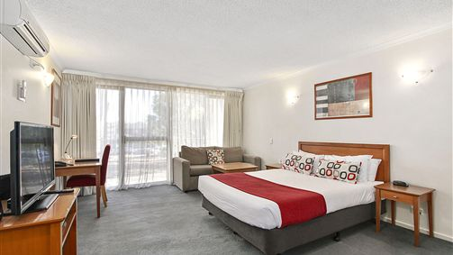 Quality Inn and Suites Knox - Tourism Brisbane