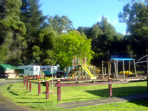 Blackwood Mineral Springs Caravan Park - Tourism Brisbane