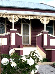 Blue Diamond Cottage - Tourism Brisbane