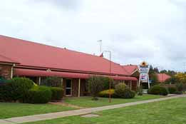Quality Inn Parkes International - Tourism Brisbane