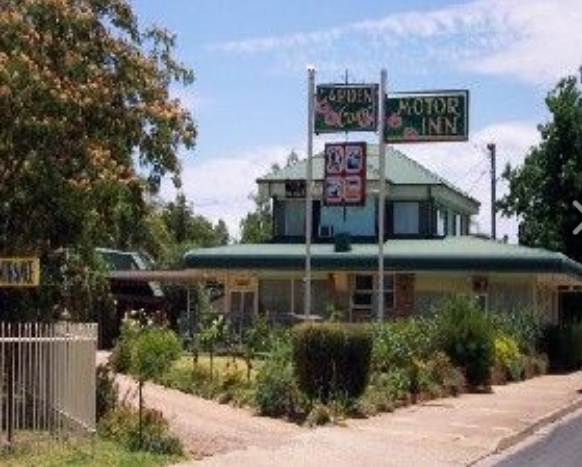 Garden Court Motor Inn - Tourism Brisbane