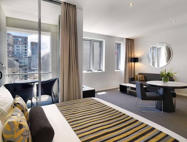 Meriton Serviced Apartments - Zetland - Tourism Brisbane
