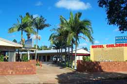 Motel Childers - Tourism Brisbane