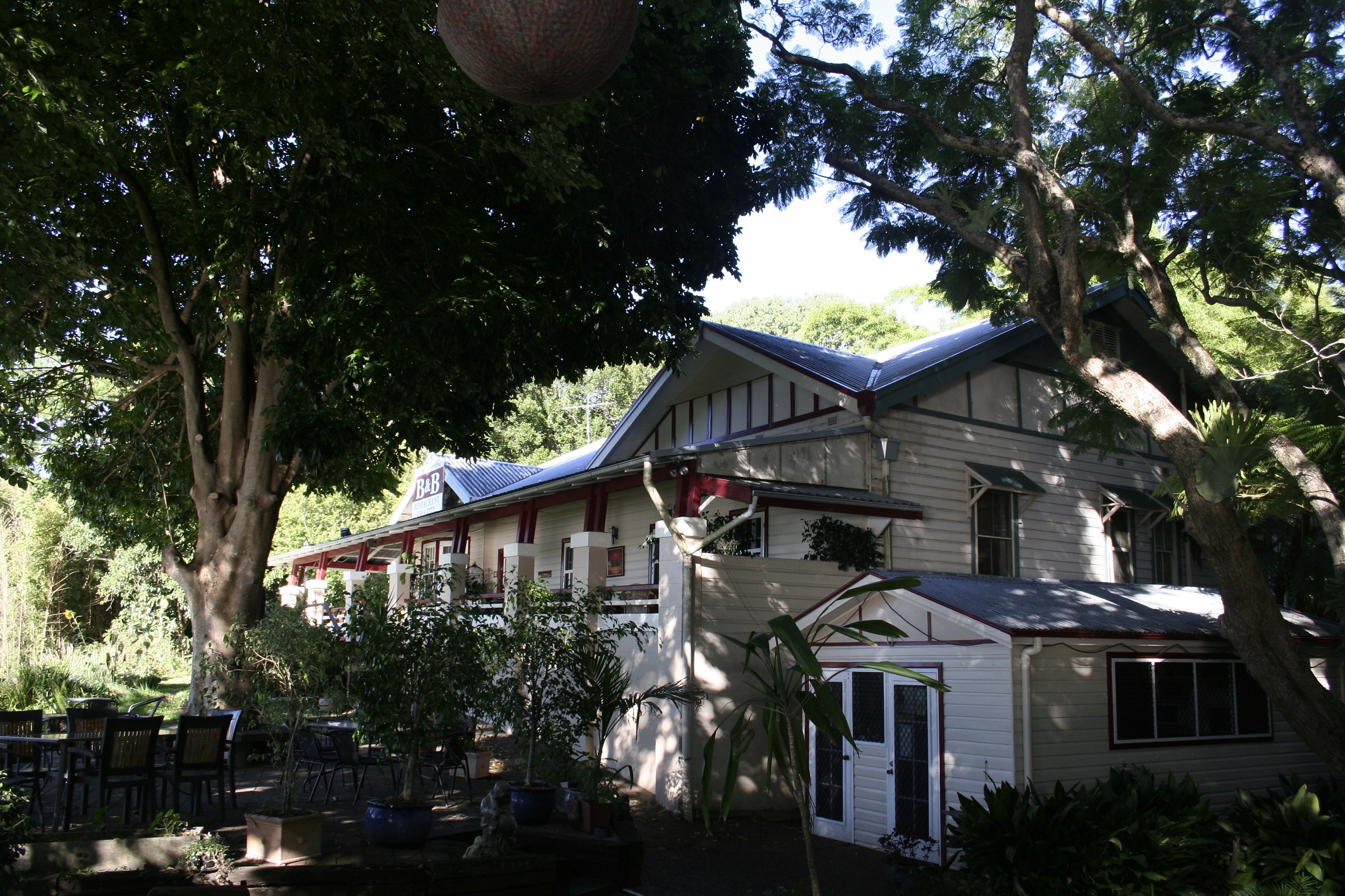 Netherby House - Tourism Brisbane