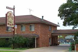 Parkes All Settlers Motor Inn - Tourism Brisbane