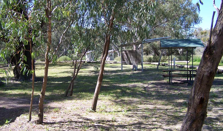 Coach and Horses campground - Tourism Brisbane