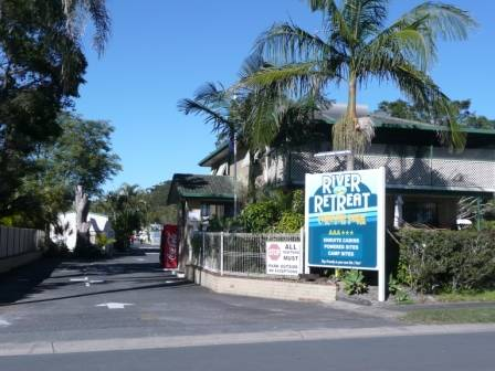River Retreat Caravan Park - Tourism Brisbane