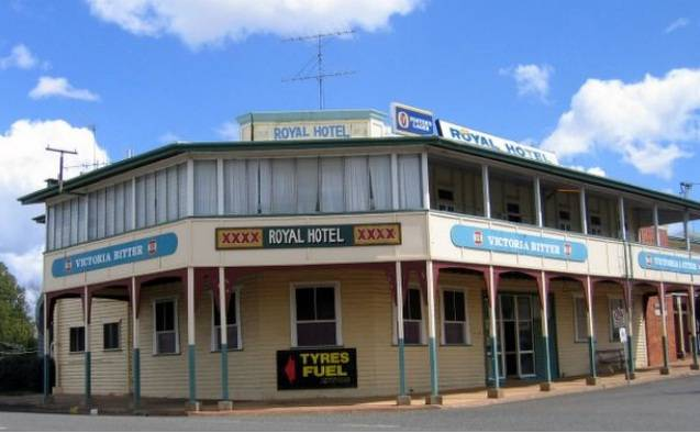 Royal Hotel Mundubbera - Tourism Brisbane