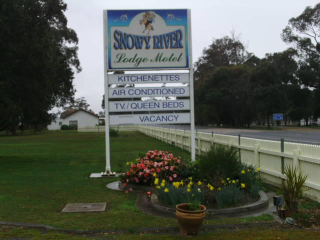 Snowy River Lodge Motel - Tourism Brisbane